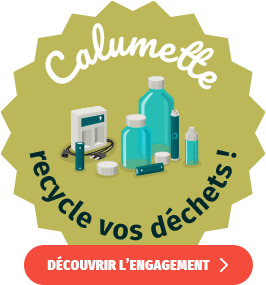 Calumette recycle
