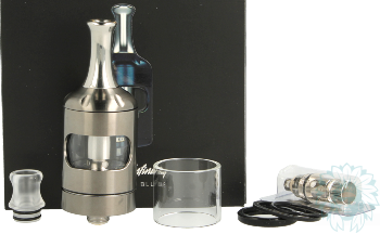 Le kit complet du clearomiseur Aspire Nautilus 2 S.