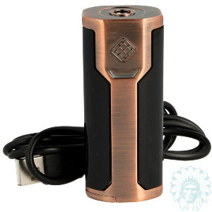 Kit complet de la box Wismec Sinuous P80.