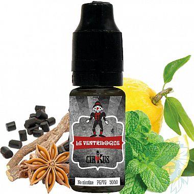 E-liquide Black Cirkus Ventriloque