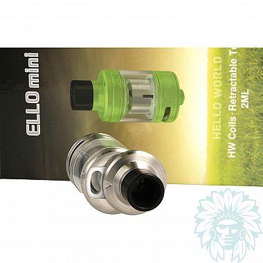 Clearomiseur Eleaf Ello mini 2 ml