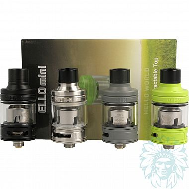 Clearomiseur Eleaf Ello mini 2 ml