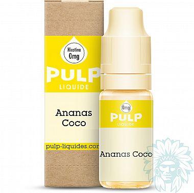 E-liquide Pulp Ananas Coco