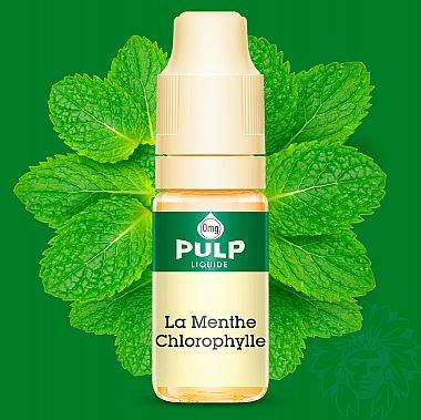 E-liquide Pulp Menthe Chlorophylle