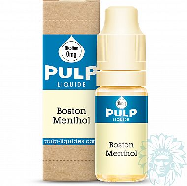 E-liquide Pulp Classic Boston Menthol