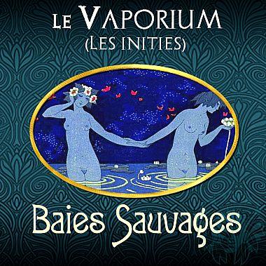 E-liquide Vaporium Baies Sauvages
