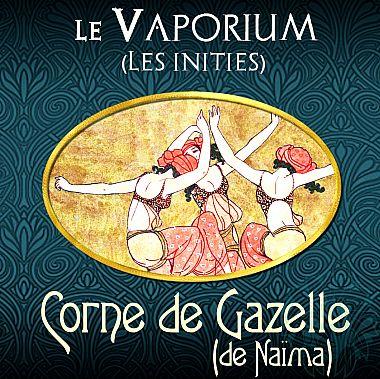 E-liquide Vaporium Corne de Gazelle