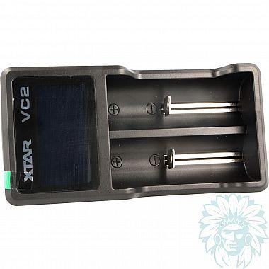 Chargeur accu Xtar VC2