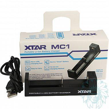 Chargeur accu Xtar MC1