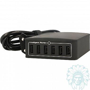 Chargeur Intelligent Xtar USB SIX-U