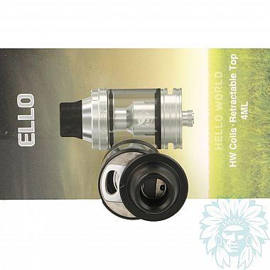 Clearomiseur Eleaf Ello 4 ml