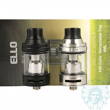 Clearomiseur Eleaf Ello 4 ml