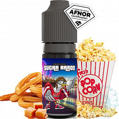 E-liquide Fuug Life Sugar Baron 50/50