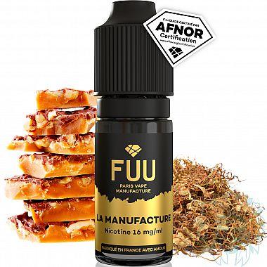 E-liquide Fuu Manufacture