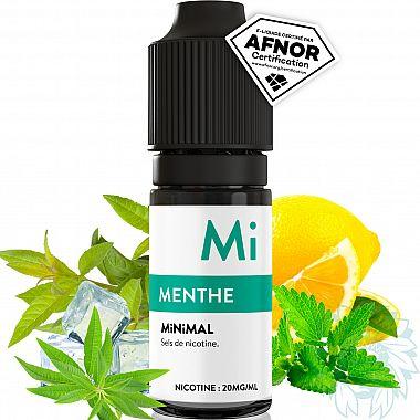 Menthe Minimal