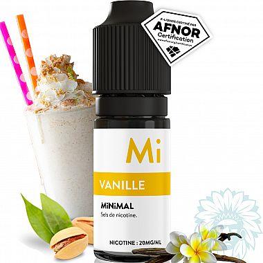 E-liquide Fuu MiNiMAL Vanille