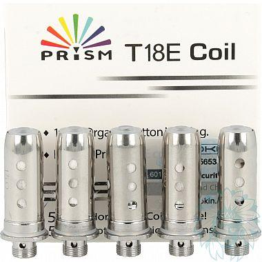 Résistances Innokin Prism T18 E (pack de 5)