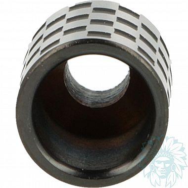 Drip tip 510 damier Inox