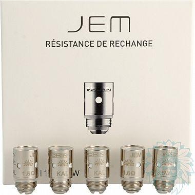 Résistances Innokin Jem (pack de 5)