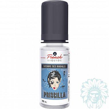 E-liquide Le French Liquide Priscilla