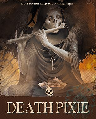E-liquide Le French Liquide Death Pixie