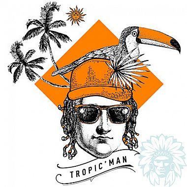 E-liquide Sense Tropic Man