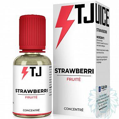Arôme concentré T-Juice Strawberri