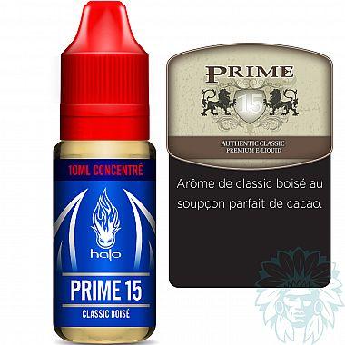 Arôme concentré Halo Prime 15