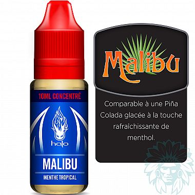 Arôme concentré Halo Malibu