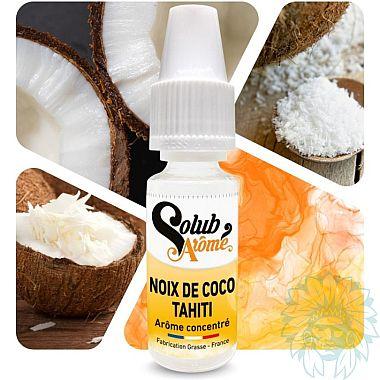 Arôme concentré Solubarome Noix de Coco Tahiti