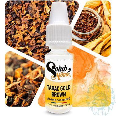 Arôme Gold Brown Solubarome