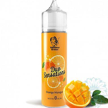 Mix and vape Le Vapoteur Breton Orange Mangue (50 ml)