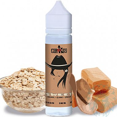 Mix and vape Classic Wanted Sweet (50 ml)