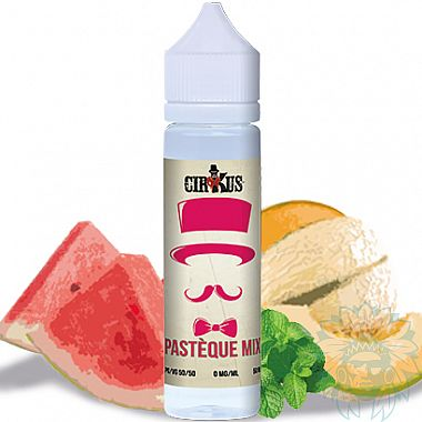 Mix and vape Cirkus Pastèque Mix (50 ml)