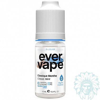 E-liquide Ever Vape Classique Menthe
