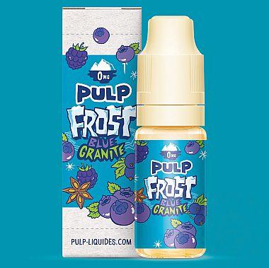 E-liquide Frost and Furious Blue Granite