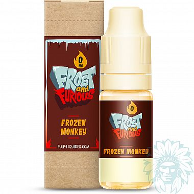E-liquide Frost and Furious Frozen Monkey