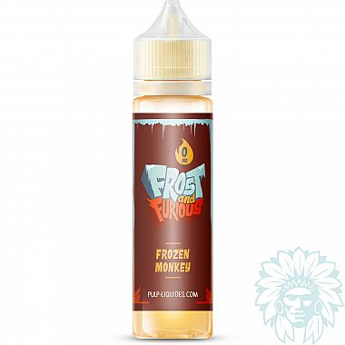 Mix and vape Frost and Furious Frozen Monkey (50 ml)