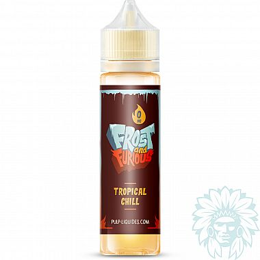 E-liquide Frost and Furious Tropical Chill 50ml