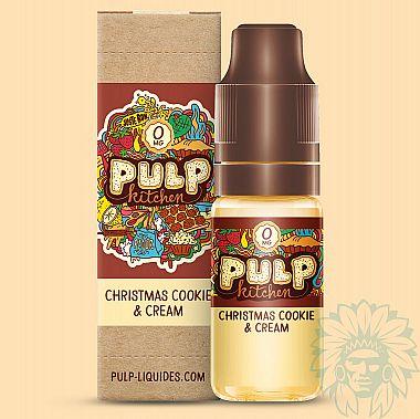 E-liquide Pulp Kitchen Christmas Cookie & Cream