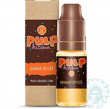 Orange Epicée Pulp Kitchen