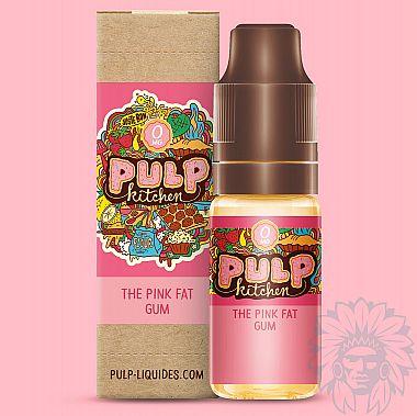 E-liquide Pulp Kitchen The Pink Fat Gum