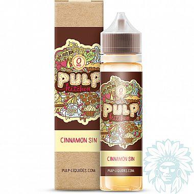 Mix and vape Pulp Kitchen Cinnamon Sin (50 ml)