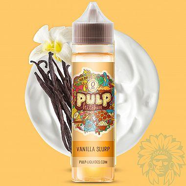 E-liquide Fat Juice Factory Vanilla Slurp 50ml