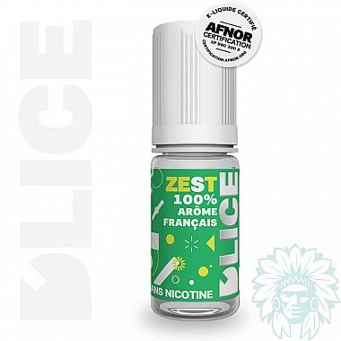 E-liquide D'lice Zest