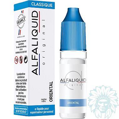 E-liquide Alfaliquid Oriental