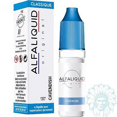 E-liquide Alfaliquid Cavendish