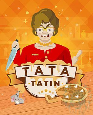 E-liquide Le French Liquide Tata Tatin