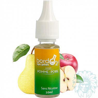 E-liquide BordO2 Pomme Poire