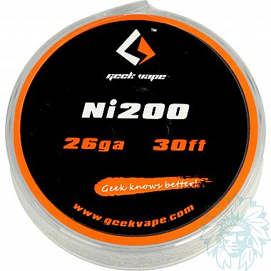 Fil Ni200 Pure Nickel - Geek Vape